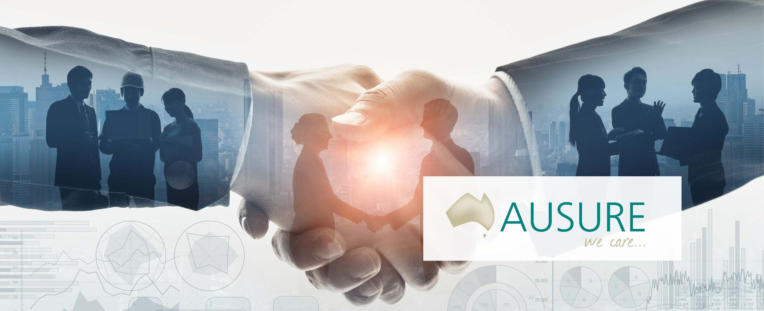 Ausure key partners
